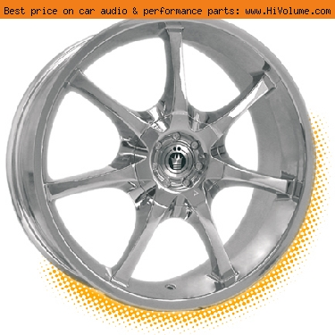 Konig - 17x7 - Chrome
