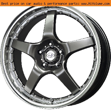 Privat Wheels - 18x8 - Steel Grey