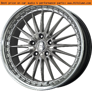 Privat Wheels - 17x8 - Steel Grey