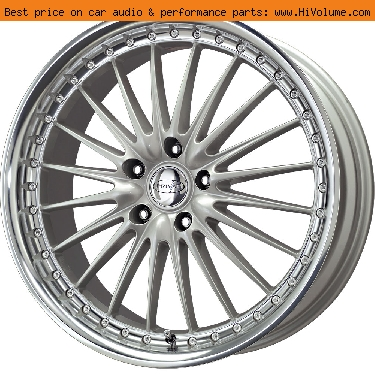 Privat Wheels - 19x8 - Silver