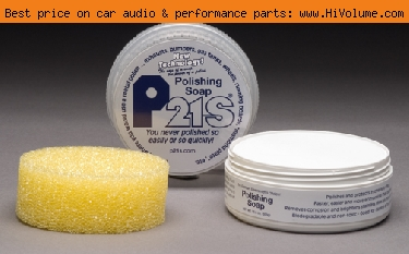 P21S - Polishing Soap - White