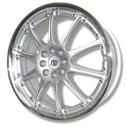 FRD Racing - 17x7 - Chrome