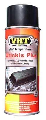 VHT - Wrinkle Plus Coating - 11oz - Black