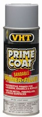 VHT - Prime Coat Sandable Primer - Filler - Sealer - 11oz - Primer, Cold Galvanizing