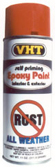 VHT - Epoxy All Weather Paint - 11oz - Satin Black