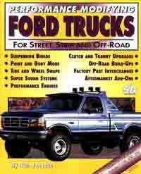 Cartech (SA Design) - Ford Trucks Performance - Paperback