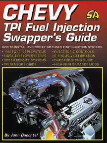 Cartech (SA Design) - Chevy TPI Fuel Injection Swappers Guide - Paperback