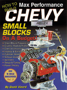 Cartech (SA Design) - Build Max Performance Chevy Small Block On A Budget - Paperback