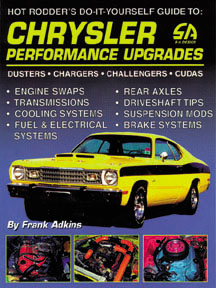 Cartech (SA Design) - Chrysler Performance Upgrades - Paperback