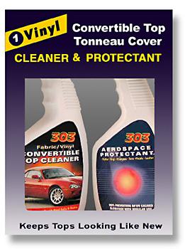 Hivolume Com 303 Products Convertible Top Tonneau Cover Protectant Kit Vinyl Top