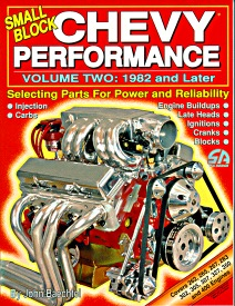 Cartech (SA Design) - Small Block Chevy Performance - Volume 2 - Paperback